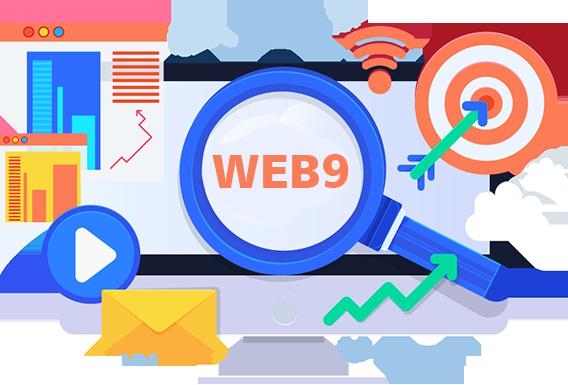 Creare site web - agentie WEB9